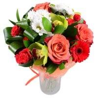 Букет Квітковий подарунок Київ