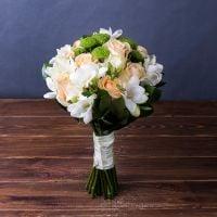 Заказать свадебный букет «Сказочное мгновение» в интернет-магазине с доставкой