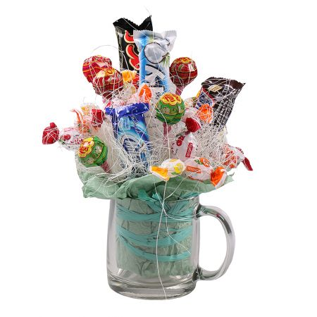 Product Sweet bouquet: To Super Friends