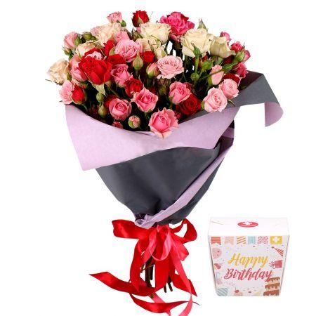 Ьуждународная доставка цветов по киеву купить цветы рассаду в самаре