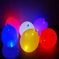 Светящиеся воздушные шары (разноцветные)