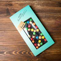 Товар Темный бельгийский шоколад «Шоколадная Радость» Киев