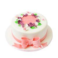 Заказать торт «Бантик» в интернет-магазине с доставкой в любой город!