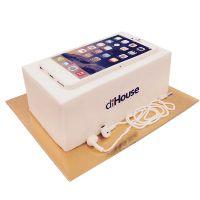 Купить торт на заказ «IPhone» с доставкой в любой город страны