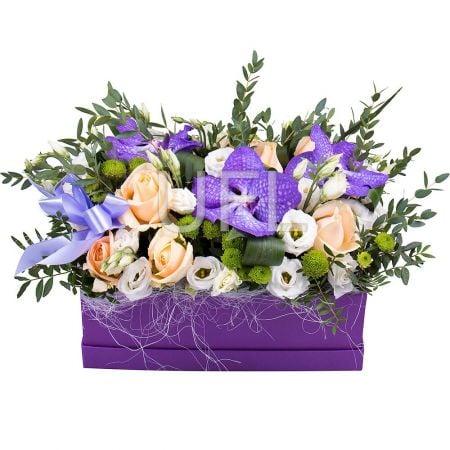 Букет Цветочный презент