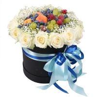 Доставка цветов в город Буча