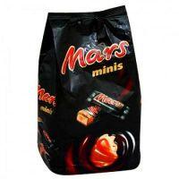 Заказать упаковку шоколадных батончиков «Mars» в компании по доставке цветов - UFL