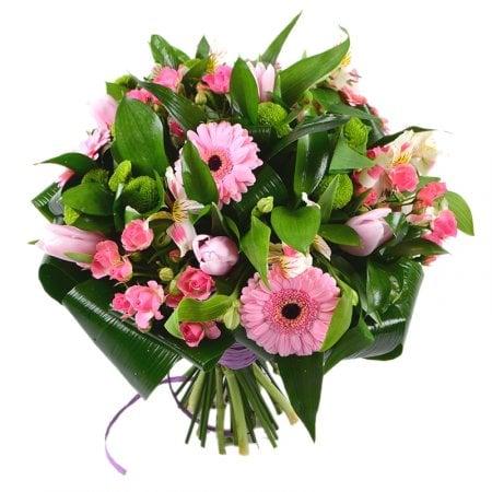 Заказать букет весенних цветов подарок любимому мужчине фото