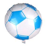 Воздушный шарик «Футбольный мяч»