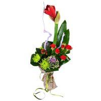 Купить «Высокий» букет цветов с доставкой