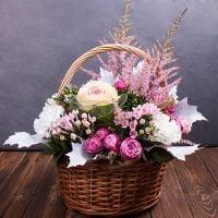 Заказать очаровательный букет в интернет-магазине с доставкой