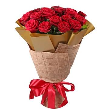 21 роза Запорожье Киев