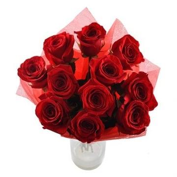 11 премиум роз Занесвиль
