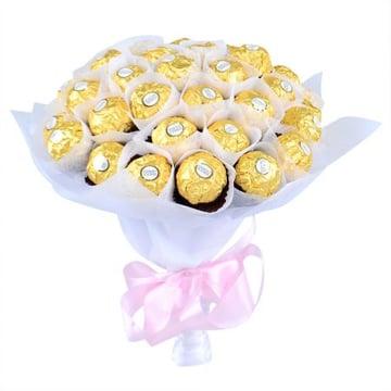 Букет из конфет Ferrero Rocher Киев