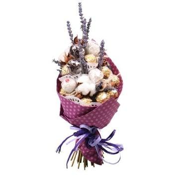 Букет из шоколадных конфет Киев