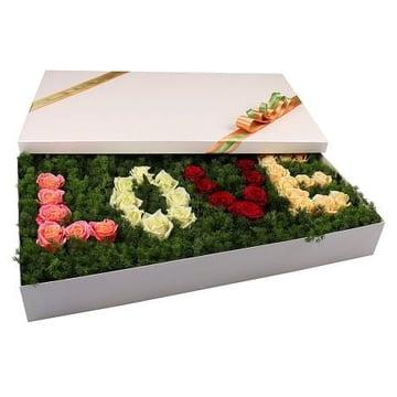 Коробка «Love» Барановичи