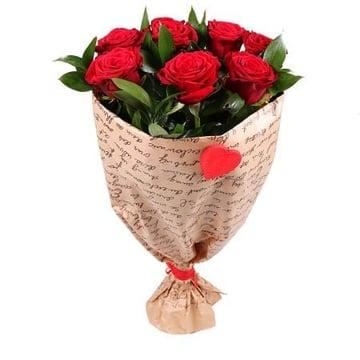 7 красных роз - Признание Хинтербрюль