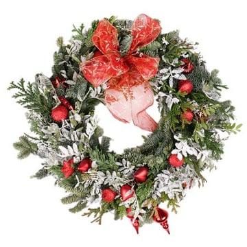 Різдвяний вінок Омела Київ