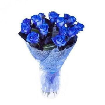 Букет из синих роз Сапфировый Киев