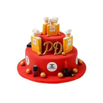 Торт под заказ - Chanel Киев