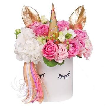 Цветочный единорог Поморье