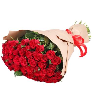 51 красная роза Гадсден
