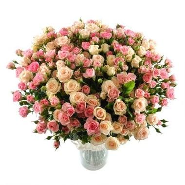 51 кустовая роза Киев