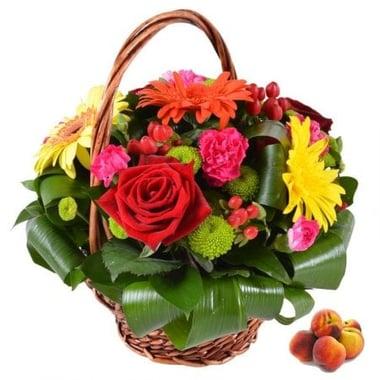Осенняя сказка + персики в подарок! Киев