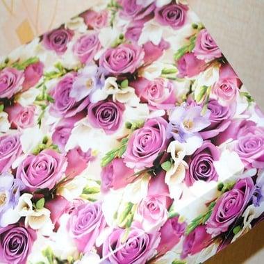 Подарочная коробочка для бабочек Киев