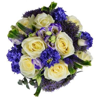 Свадебный букет цветов Хлопушка Киев