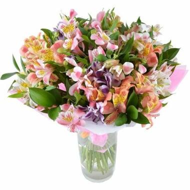 Букет цветов Бруклин доставка цветов Киев