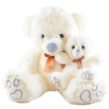 Мама-медведь и малыш Киев