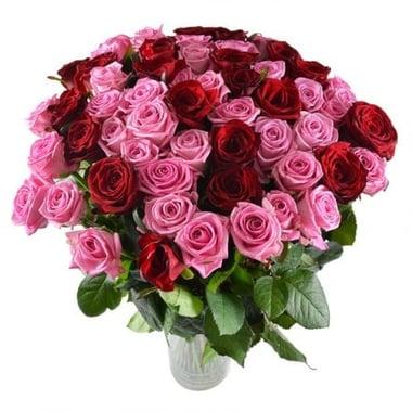 Большой букет роз Излучинск