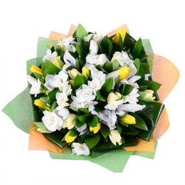 Первые цветы Киев