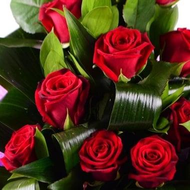 Букет 11 красных роз Арыс