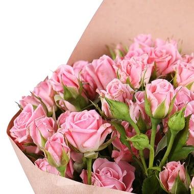 15 кустовых роз Югорск