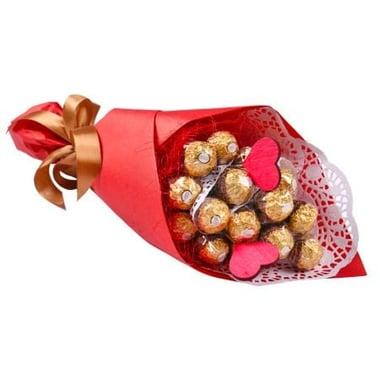 Букет из конфет С любовью Киев