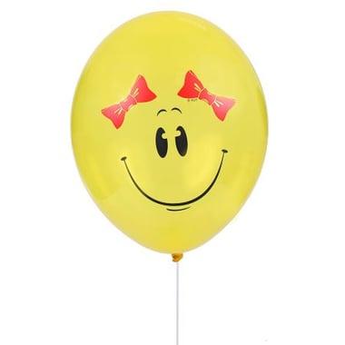 Гелиевый воздушный шар-девочка Киев