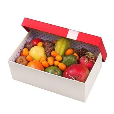 Коробка с экзотическими фруктами Киев