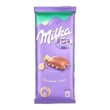 Milka с лесным орехом Уфа
