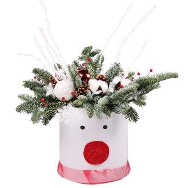 Рождественский олень Киев