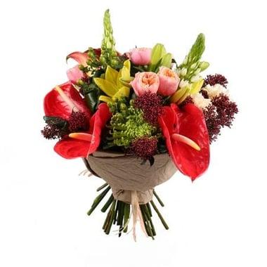 Красивый букет цветов Киев