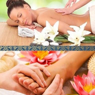 Тайський масаж (сертифікат 700грн.) Київ