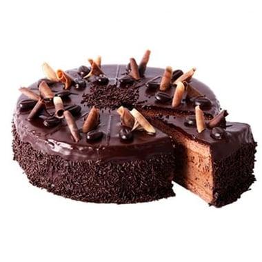 Торт Шоколадный 0,5кг Шанхай