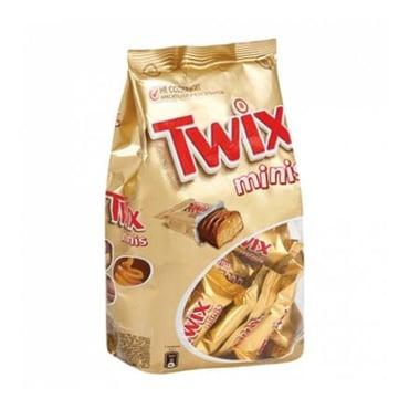 Упаковка шоколадных батончиков Twix (184 г) Ильинцы
