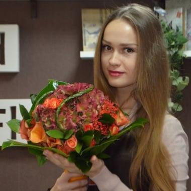 VIP букет от флориста Киев