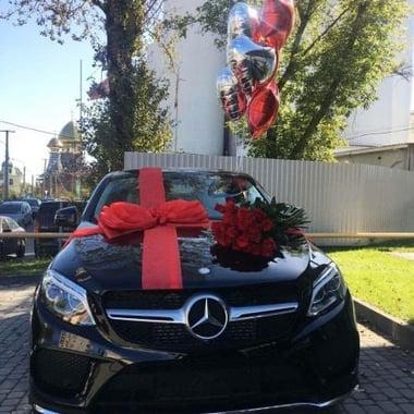 VIP композиция на машину Киев