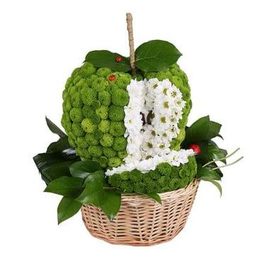 Зелене яблуко Київ