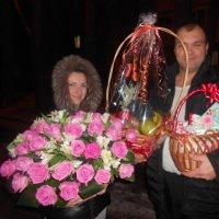 Заказать доставку цветов в Донецку