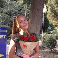 Заказать цветы в Ялте